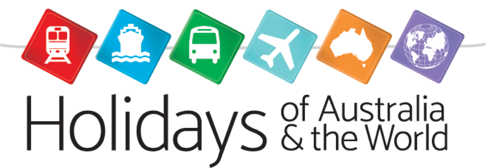 Holidays of Australia Pty Ltd Logo