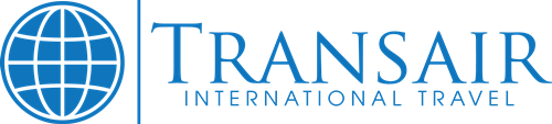 Transair International Travel Logo