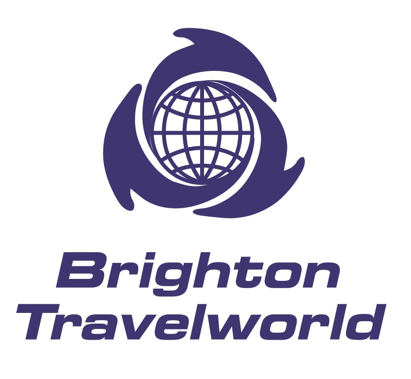 Brighton Travelworld Logo