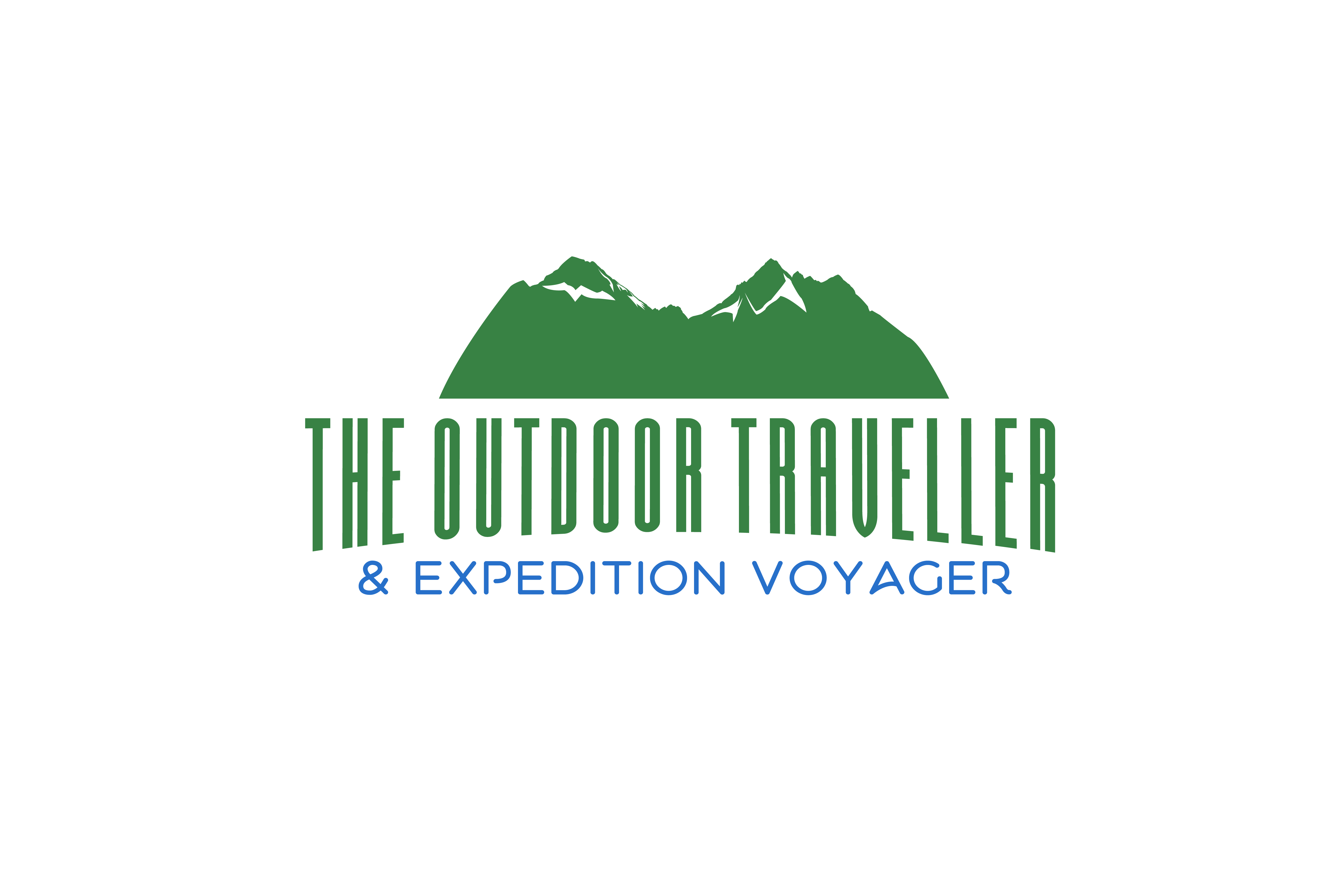 The Outdoor Traveller and Expedition Voyager Logo