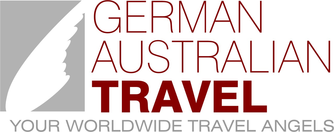 German-Australian Travel Logo