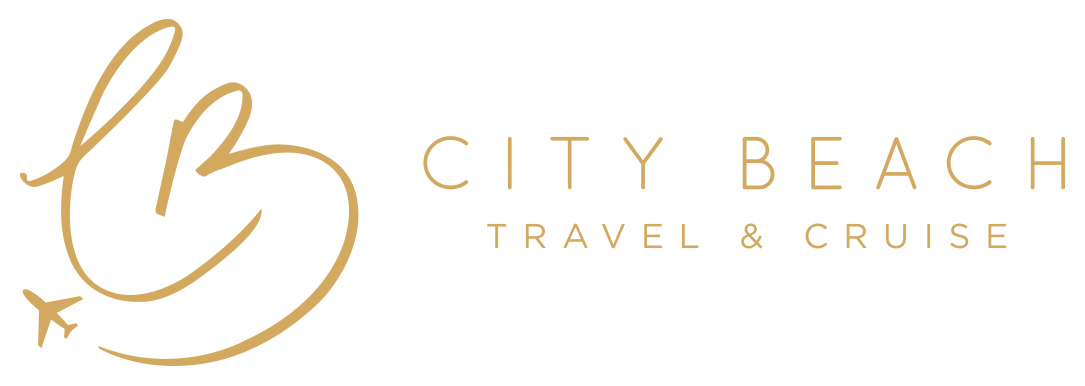 City Beach Travel & Cruise Logo