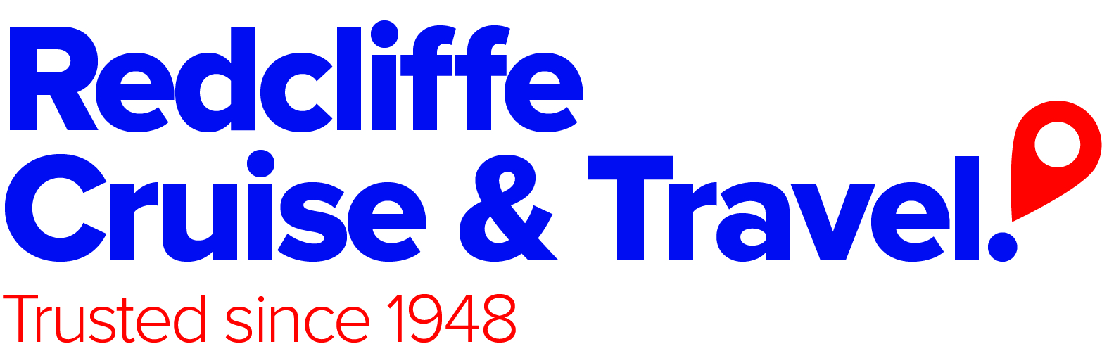 Redcliffe Cruise and Travel Logo