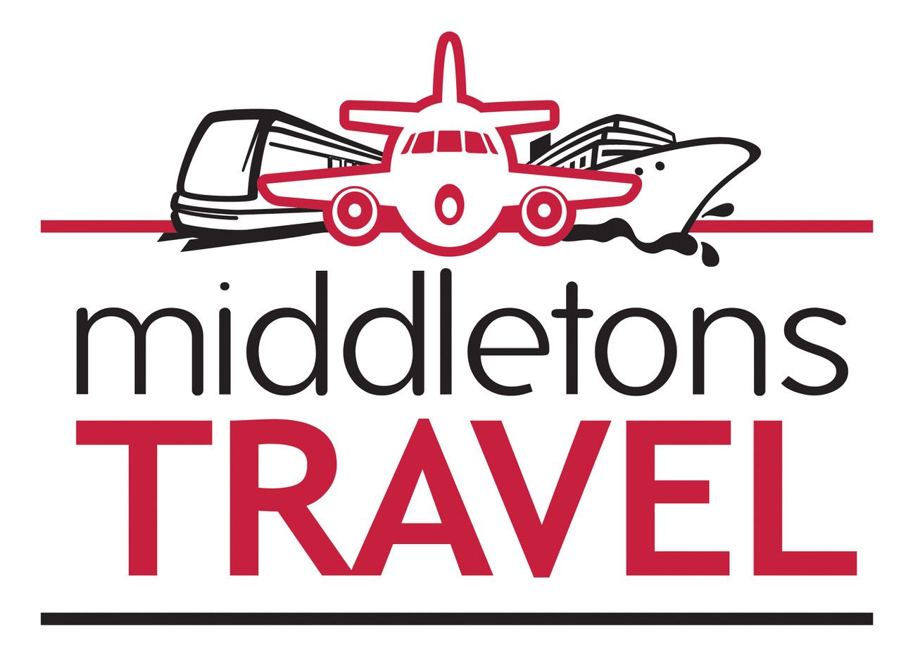 Middletons Travel Logo