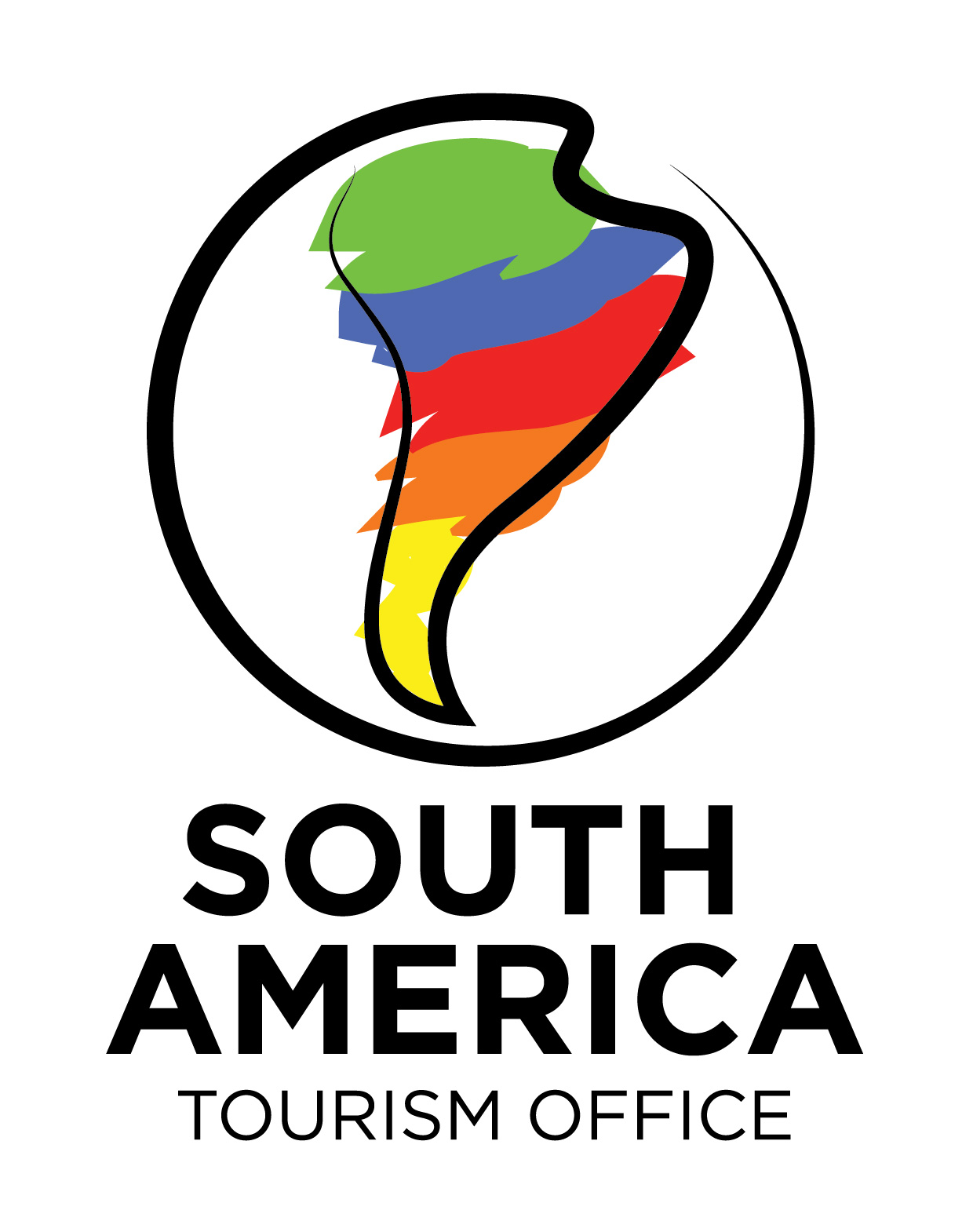 South America Tourism Office Logo