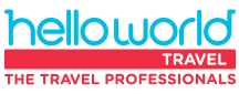 Helloworld Travel Kiama Logo