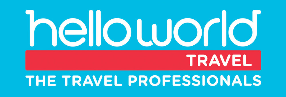 Helloworld Travel Thirroul Logo