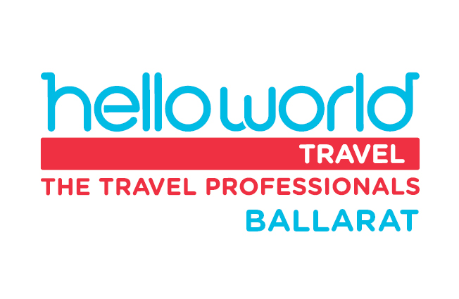 Helloworld Travel Ballarat Logo