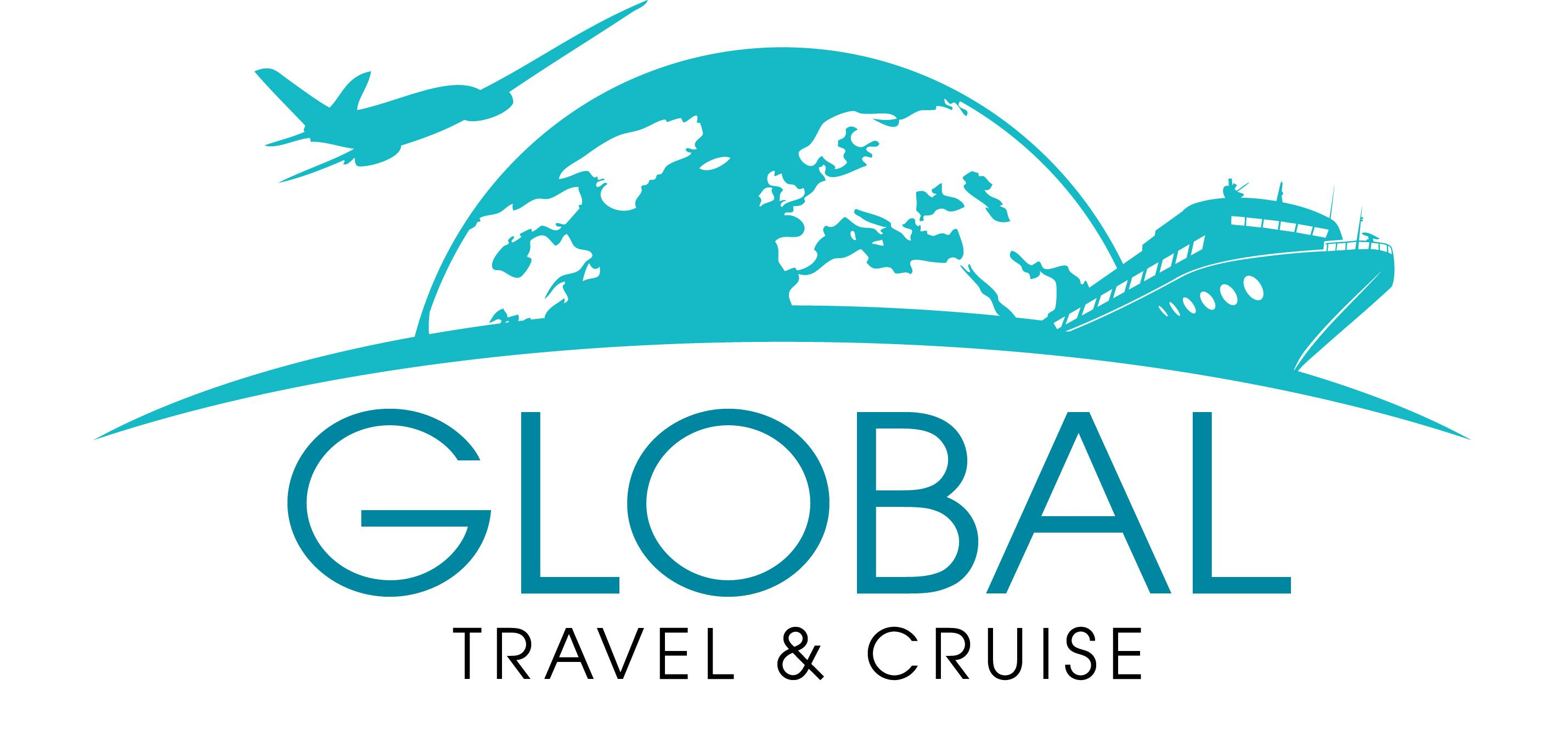 Global Travel & Cruise Logo