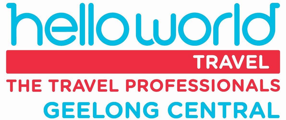 Helloworld Travel Geelong Central Logo