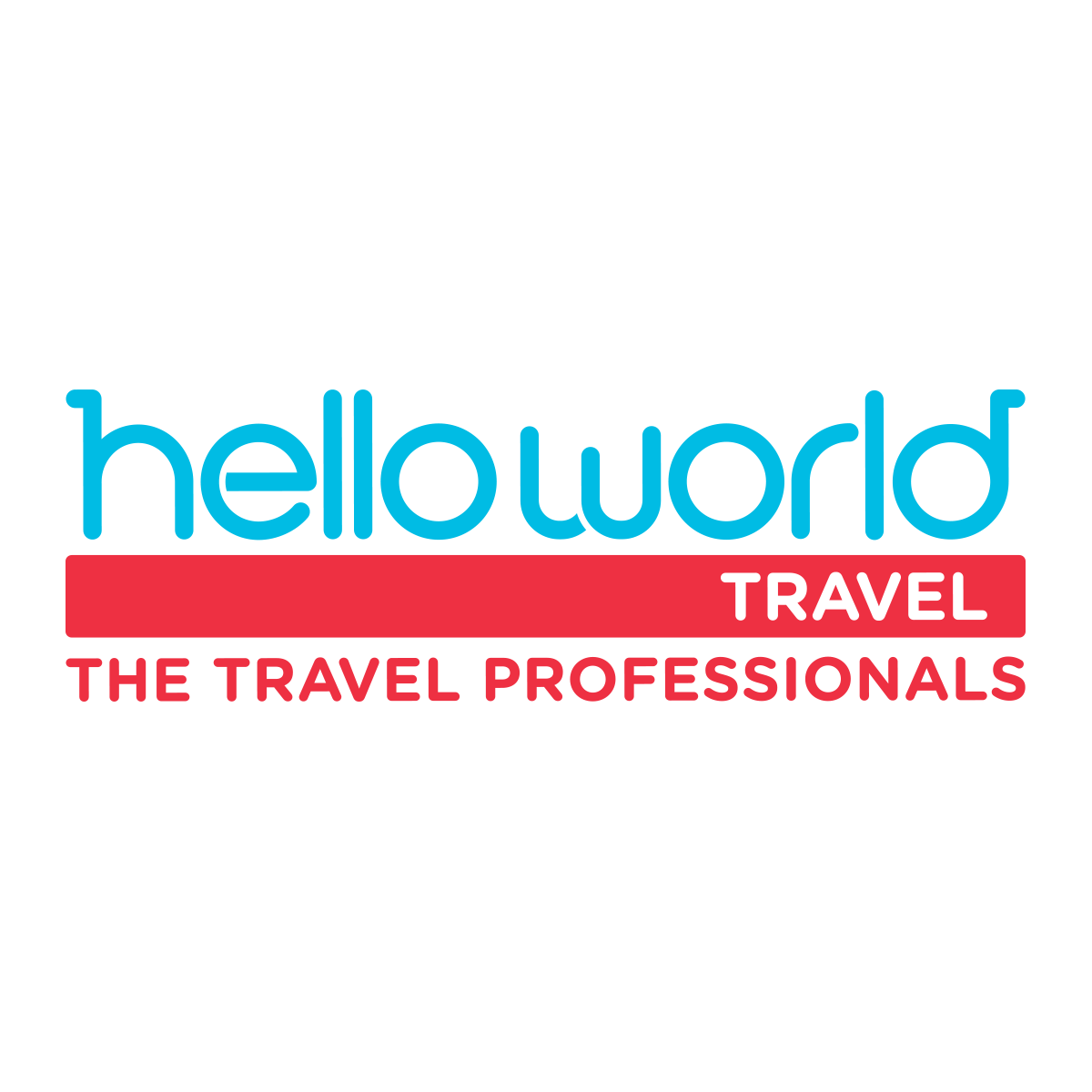 Helloworld Travel Spring Hill Logo