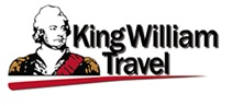 King William Travel Logo