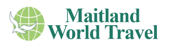 Maitland World Travel Logo