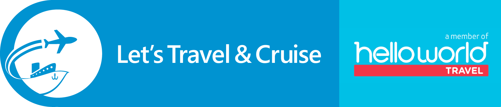 Let's Travel & Cruise Logo