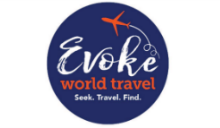 Evoke World Travel Logo