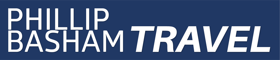 Phillip Basham Travel Logo