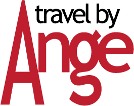 Travel By Ange Logo