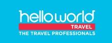 Helloworld Travel Brookside Logo