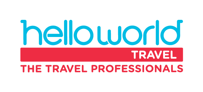 Helloworld Travel Redcliffe Logo