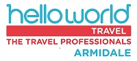 Helloworld Travel Armidale Logo