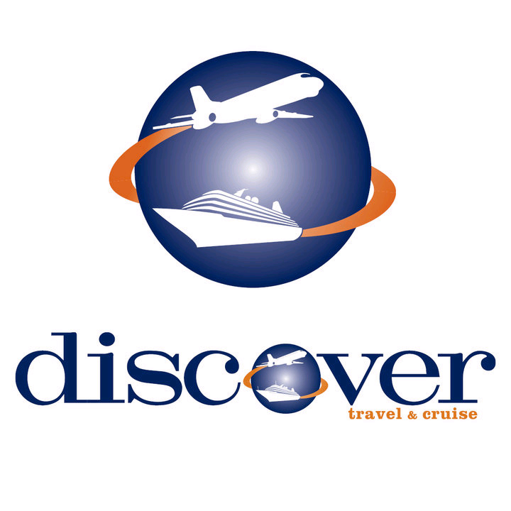 Discover Travel & Cruise The Gap Logo