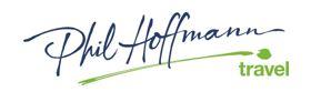 Phil Hoffmann Travel - Gawler Logo
