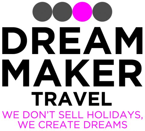 Dream Maker Travel Logo