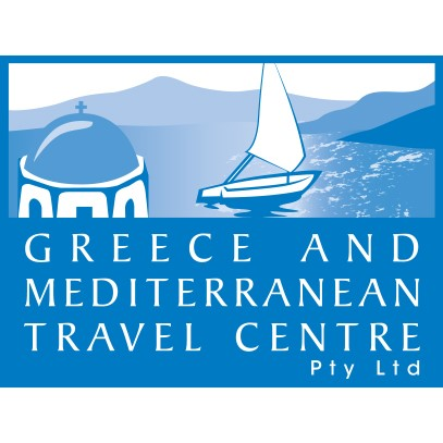 Greece and Mediterranean Travel Centre Logo