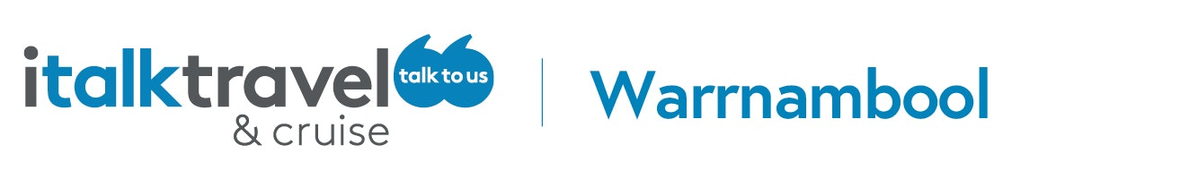 italktravel & cruise Warrnambool Logo
