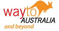 Way To Australia and Beyond Logo