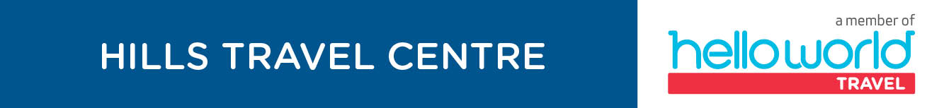 Hills Travel Centre Logo