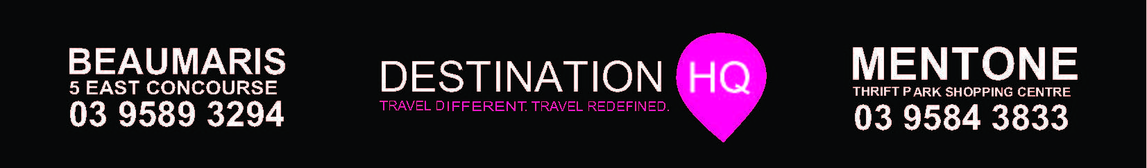 Destination HQ Logo
