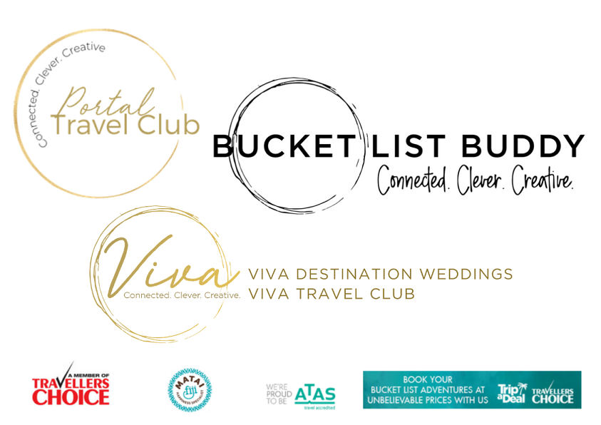 Viva Destination Weddings and Travel Logo