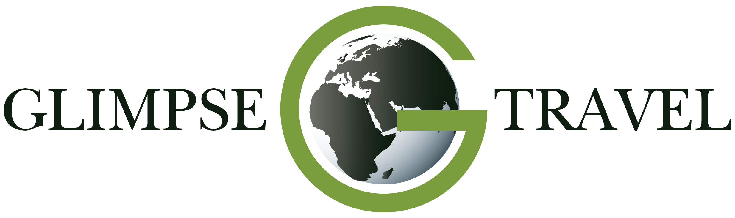 Glimpse Travel Logo