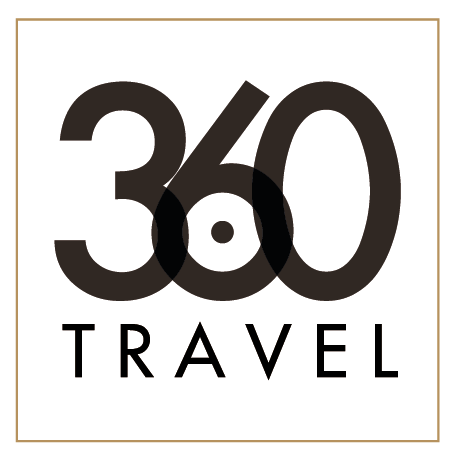 Three Sixty Travel (Club360) Logo