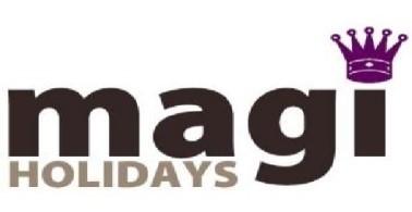 Magi Holidays, Magi Pilgrimages Logo