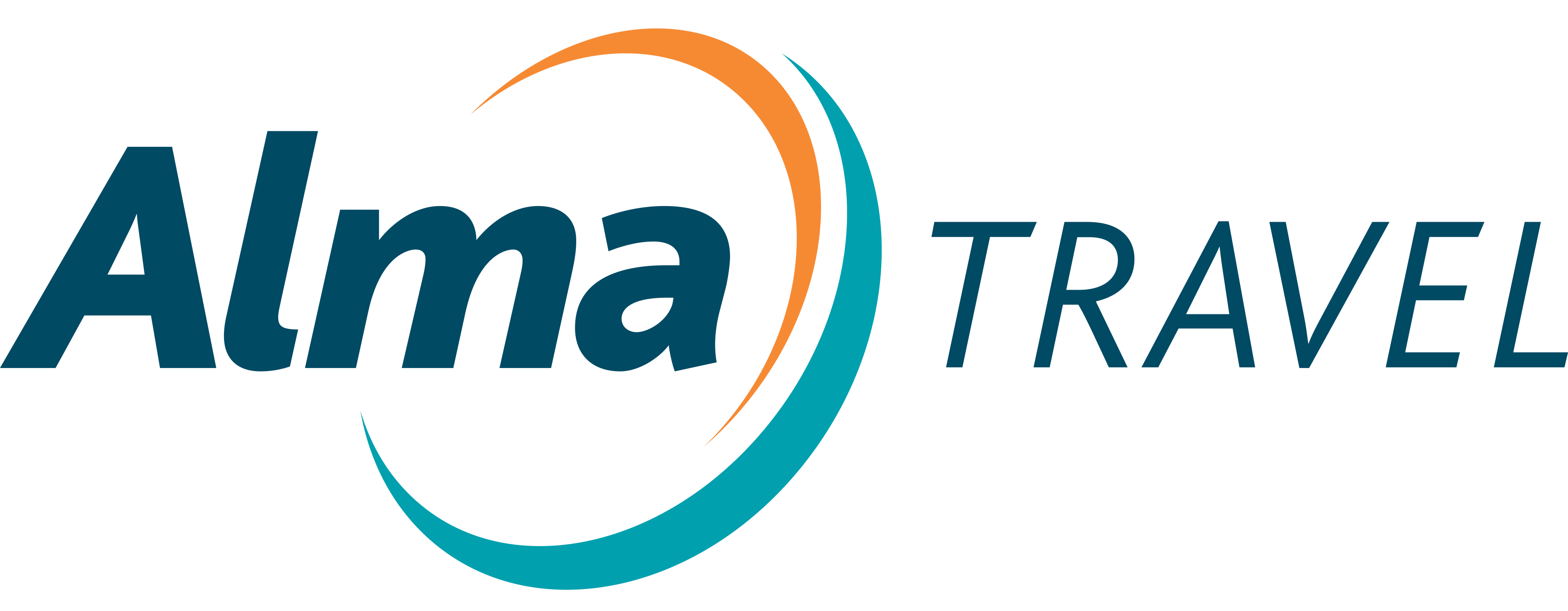Alma Travel Centre Logo