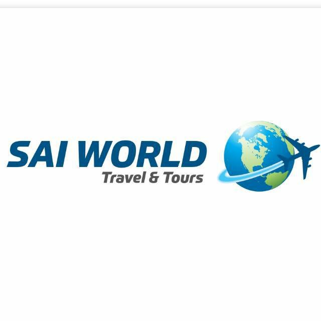 Sai World Travel & Tours Logo