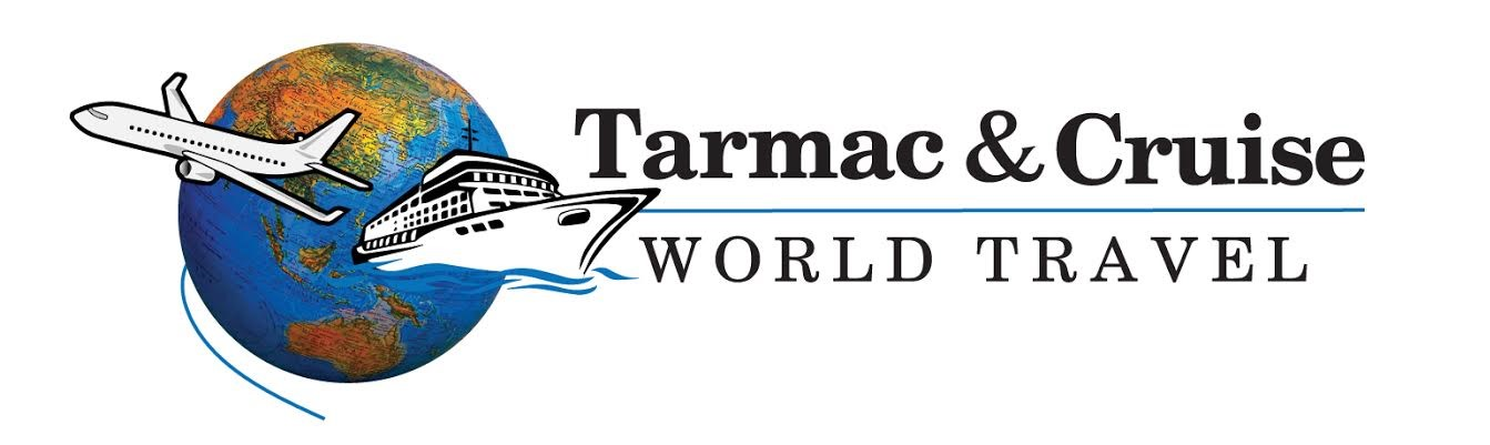 Tarmac & Cruise World Travel Logo