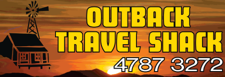 Outback Travel Shack Logo