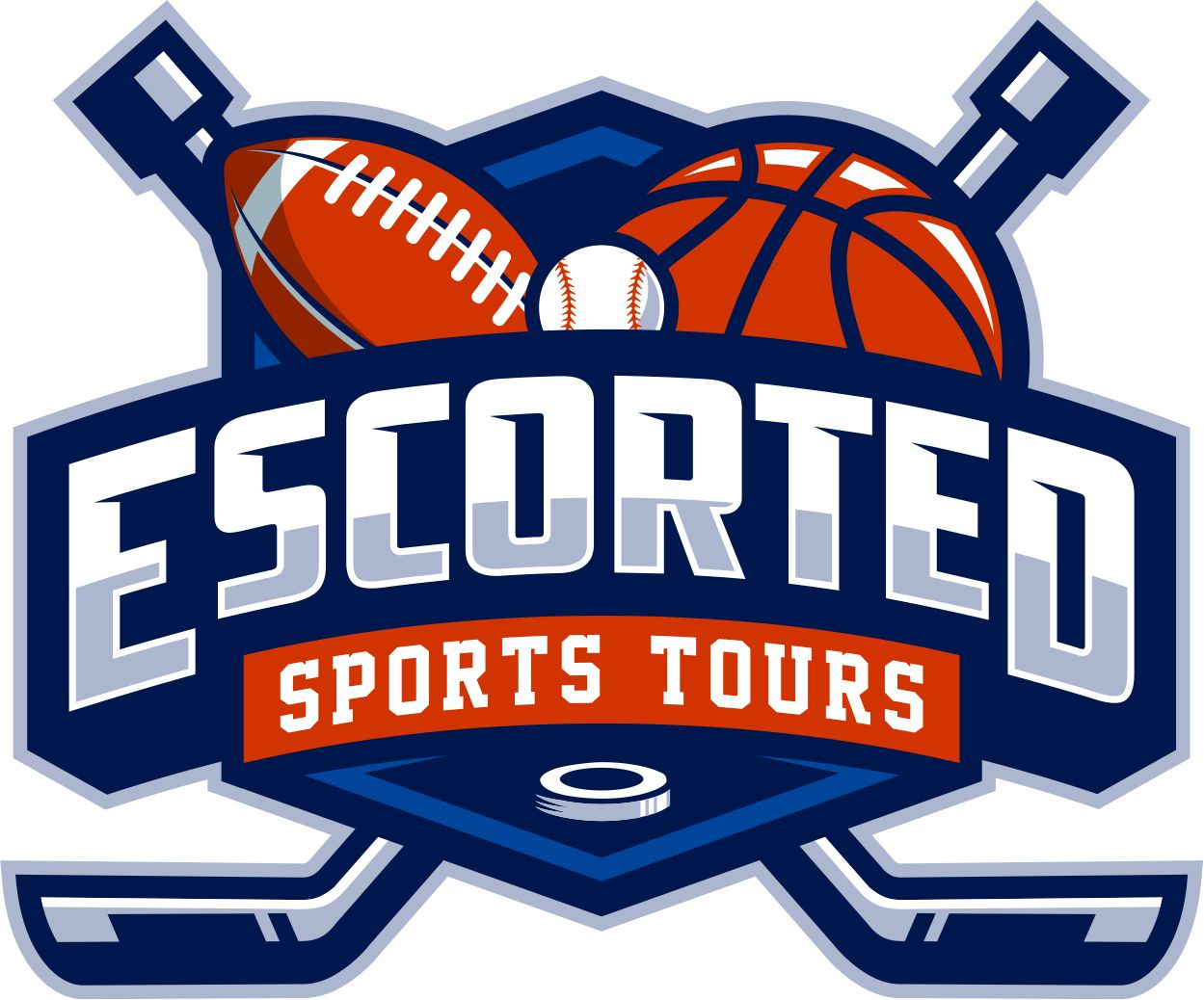 Escorted Sports Tours Logo