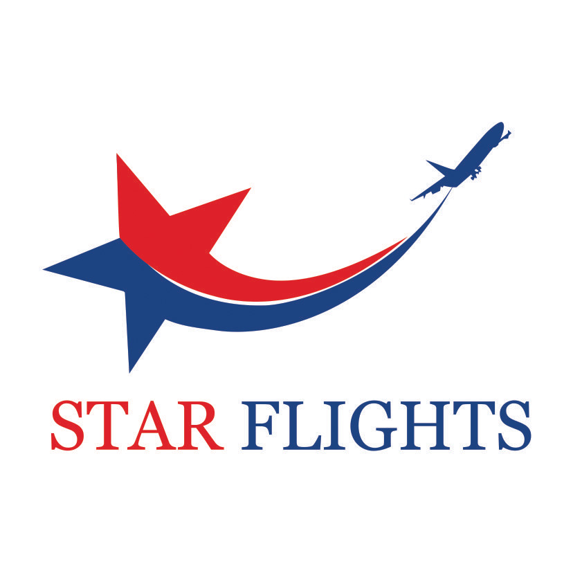 Star Flights Logo