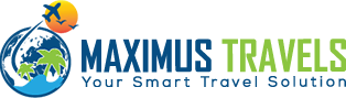 Maximus Travels Logo