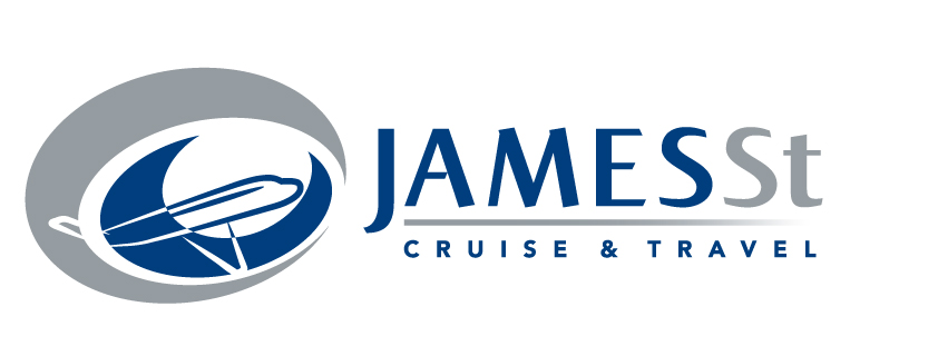 James St Cruise & Travel Logo