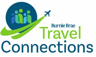 Burnie Brae Travel Connections Ltd Logo