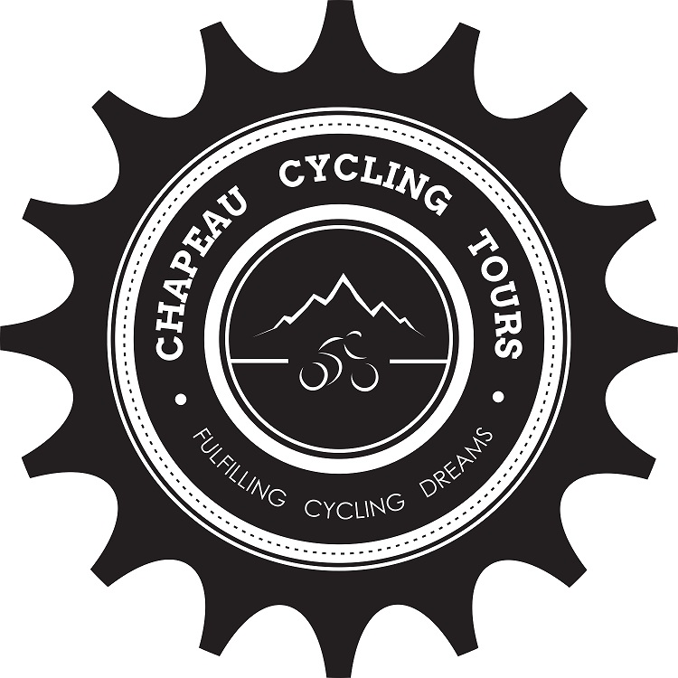 Chapeau Cycling Tours Logo