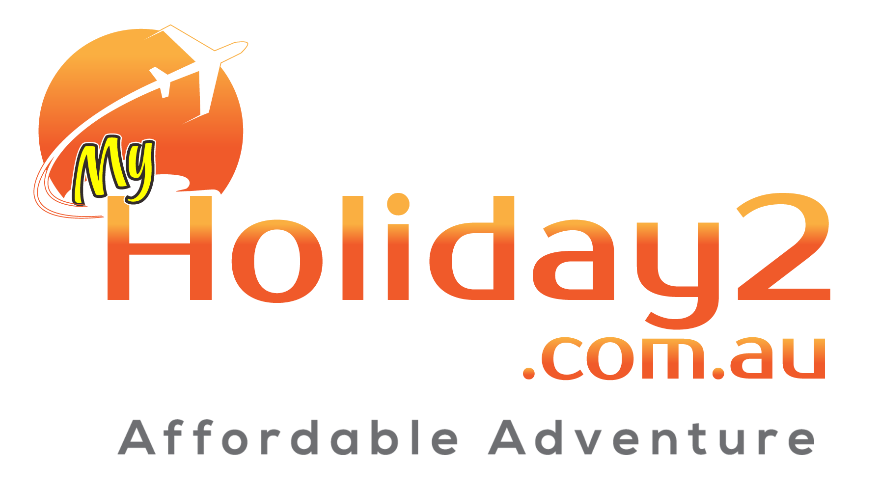 My Holiday 2 Logo