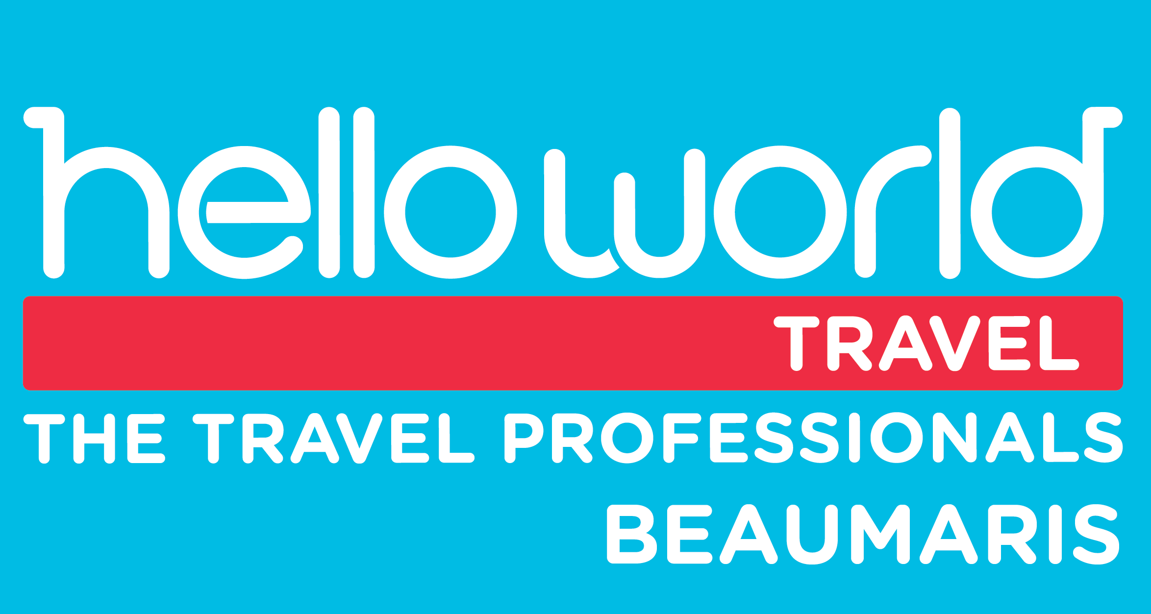 Helloworld Travel Beaumaris Logo