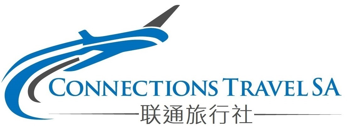 Connections Travel SA Logo