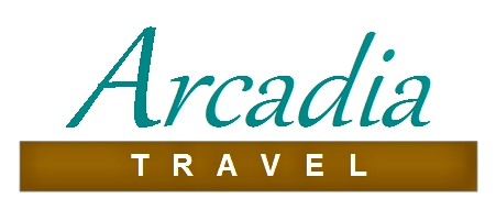 Arcadia Travel Logo